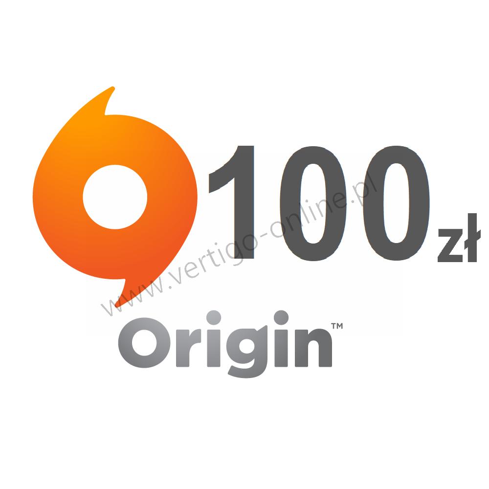Origin 100 Zl Vertigo Online